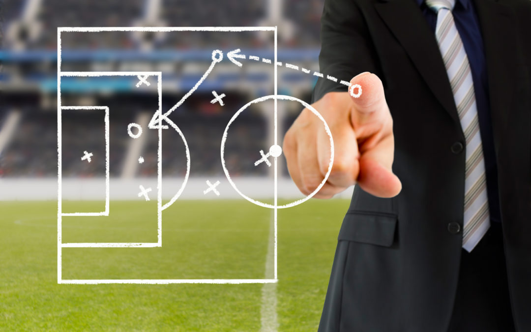 Keep your eye on the ball, and other less-obvious lessons business leaders can take away from World Cup 2018